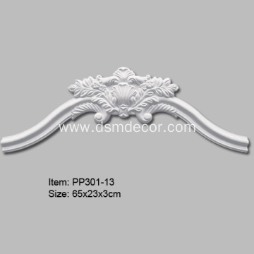 Best Selling Decorative Polyurethane Trim Moldings